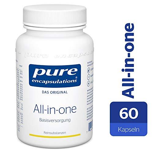 Pure Encapsulations - All-in-one - Umfassendes Multivitamin für Jeden Tag - 60 Veg. Kapseln