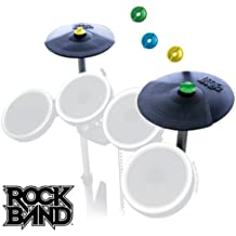Mad Catz Universal Rock Band 2 Double Cymbal Expansion Pak (Xbox 360)