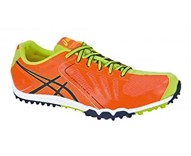 ASICS Cross Freak Cross Country Running Spikes - 8 Orange