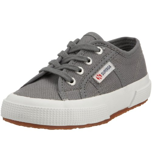 Superga 2750 Jcot Classic, Sneakers basses mixte enfant Gris (M38 Grey Sage)