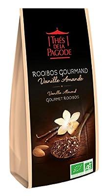 Thés De La Pagode - Gourmet Teas - Rooibos Gourmand Vanille-Amande - 110g