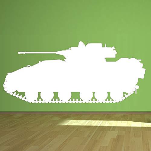 Zaosan Wandaufkleber Waffe Armee Tank wandmalerei Kunst Dekoration wandtattoo -