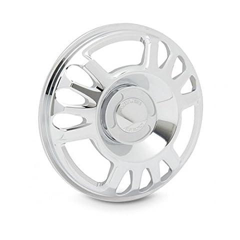 Speaker grills deep cut chrome - 03-903 - Arlen ness 44050361