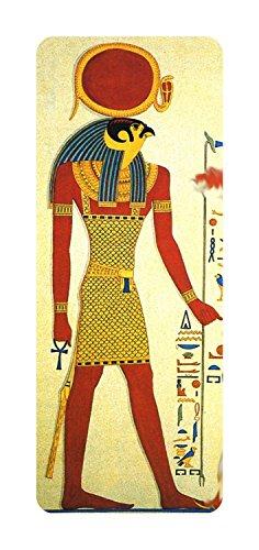 Preisvergleich Produktbild Selbstklebend Wandtattoo Ägypten Antik Alte ägyptische RA RE Gott Soleil Papyrus