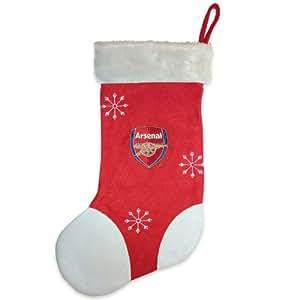 Arsenal F.C. Christmas Stocking New 2011 Xmas