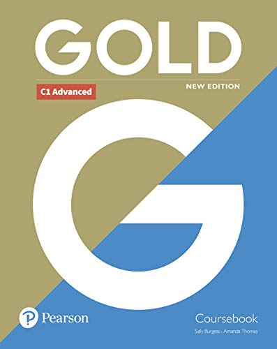 Gold C1 Advanced New Edition Coursebook