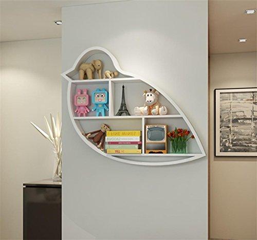 DZW Scaffali da salotto da salotto da parete divisoria per Ufficio Ufficio  Parete da parete per camera da letto Mensola da parete per mobili da letto,  ...