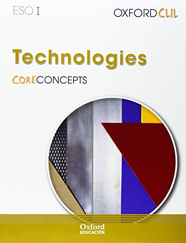 Tecnología. I ESO. Libro Del Alumno - Edición Bilingüe (+ CD Básico)