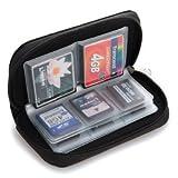 youkara Handy Kamera SD Speicherkarte Paket Mini Tragetasche schwarz