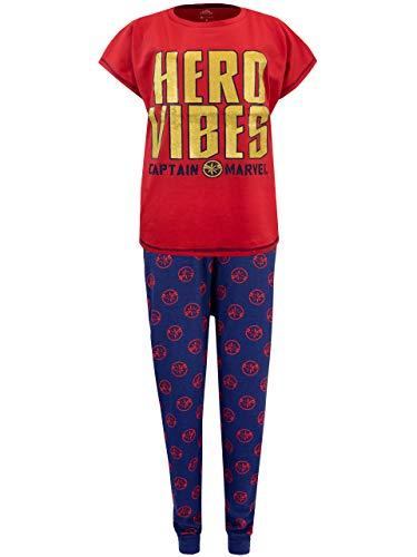 Schlafanzug Rot Large ()