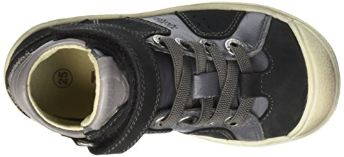 Kickers - Iguane, Scarpe da ginnastica Bambino Nero (Noir/Blanc)