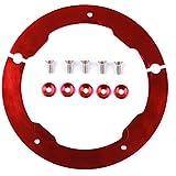 1PCS protección para polea de correa de transmisión, nuevo diseño, para motocicleta TMAX de
