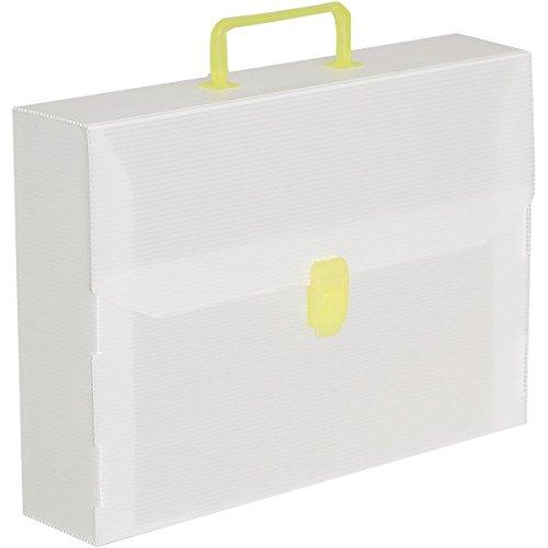 Dispaco Valigette in polionda 38x8x27 cm - Euro 8T