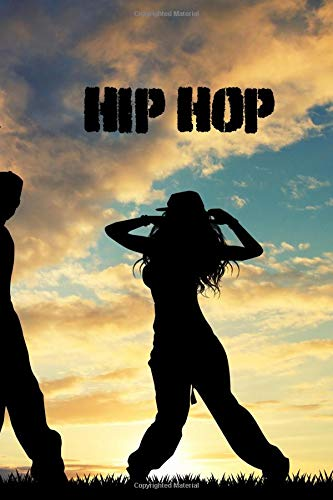 Hip Hop: Music Album Review Journal Rate Your Hip Hop CD Music Collection Paperback
