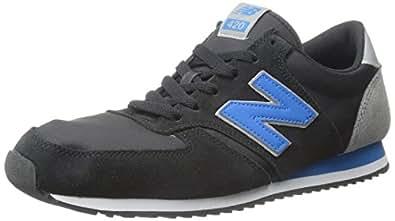 New Balance U420 chaussures 4,0 schwarz