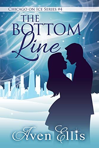 The Bottom Line (Chicago on Ice Book 4) (English Edition)
