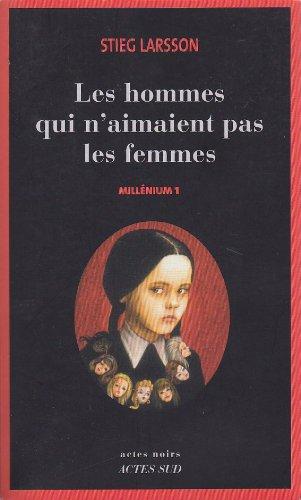 Millénium (1) : Les hommes qui n'aimaient pas les femmes