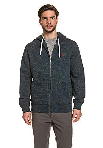 Polo Ralph Lauren Herren Sweat Jacke Shirt Wolle Kapuze atmungsaktiv Pullover -