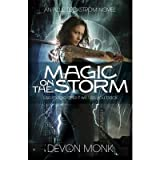 [ MAGIC ON THE STORM BY MONK, DEVON](AUTHOR)PAPERBACK