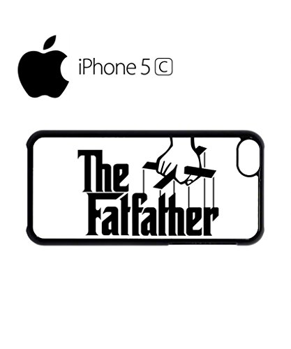 The Fat Father Cool Mobile Cell Phone Case Cover iPhone 5c Black Schwarz