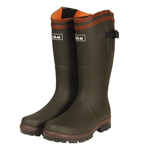 DAM Gummistiefel Flex Rubber Boots-Cotton Lining (41)