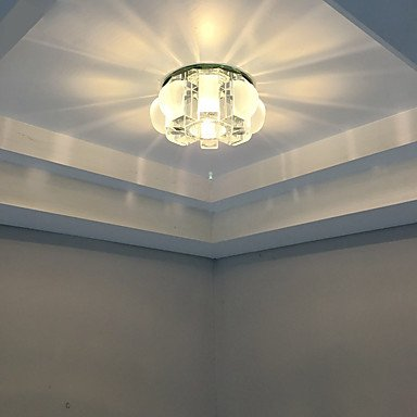 Luces de Techo Cristal / LED / Mini Estilo / Bombilla Incluida 1 pieza , 220-240v