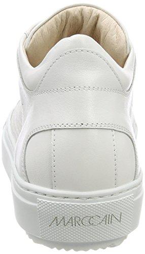 Marc Cain Damen JB Sh.21 L65 Sneaker Weiß (White)