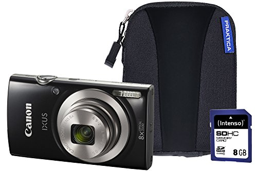 Canon IXUS 185 Camera Kit with 8...