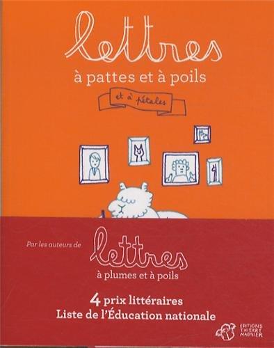 Lettres  pattes et  poils : Et  ptales