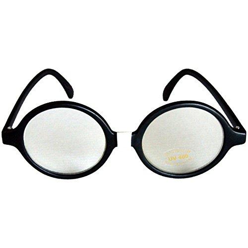 Spassprofi Brille Zauberlehrling Harry Kostüm Zauberer Lehrling ()
