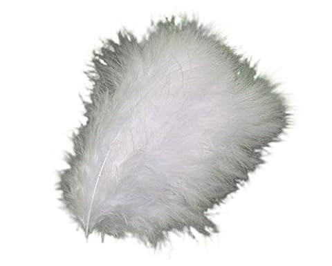 Plume Blanche - Sachet de 20 plumes