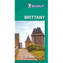 Brittany - Michelin Green Guide: The Green Guide (Michelin Tourist Guides)