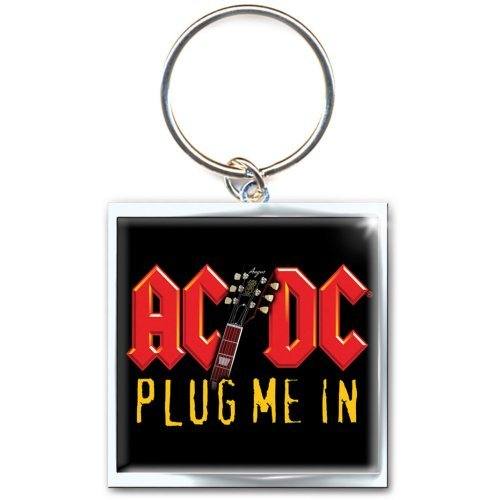 Schlüsselanhänger Metal Ac/Dc
