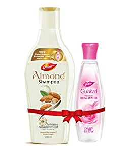 Dabur Almond Shampoo - 200 ml