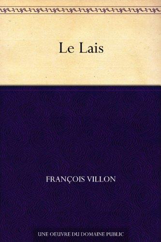 Livres gratuits en ligne Le Lais pdf ebook
