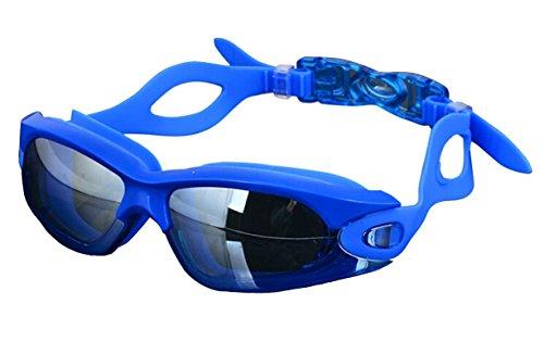 Butterme Professionelle Wasserdicht Schwimmbrille ,Taucherbrille,Anti-Fog und UV-Schutz für Unisex Damen Männer Frauen Jugendliche mit freiem Schutzhülle (Aqua Sphere-schutzhülle)