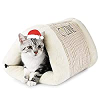 COZZINE Cat Sleeping Bed, Pet Pads Pets Mat Blanket Cushion Plush Pet Accessories, Ideal for Cats Dogs