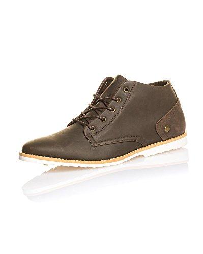 BLZ Jeans - Chaussure Homme Basse Marron stylé