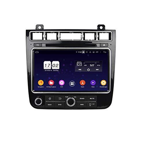 XISEDO Android 8.0 Autoradio In-Dash 9 Zoll Car Radio 8-Core RAM 4G ROM 32G Autonavigation Car Radio mit Multitouch-Bildschirm f/ür BMW 5-E39//BMW X5-E53 Unterst/ützt Lenkradkontrolle RDS