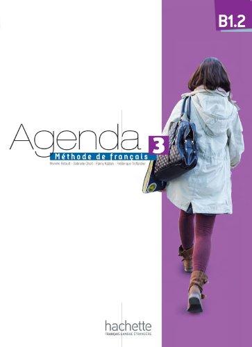 Agenda 3. Méthode De Français. Niveau B1. 2