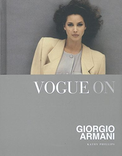 Outlet-giorgio Armani (Vogue on Giorgio Armani: Vogue on Designers)