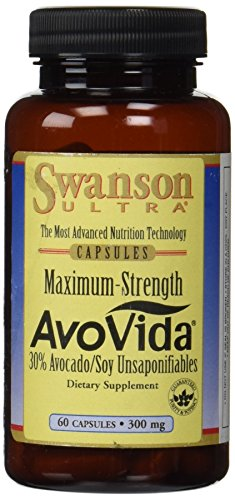 Swanson Ultra Maximum Strength AvoVida