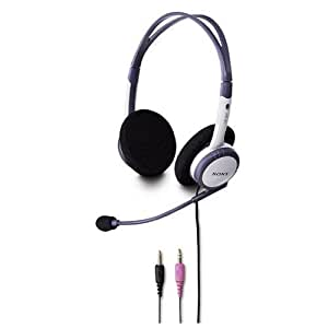 Sony DR-220DP PC Hands Free Stereo Headset