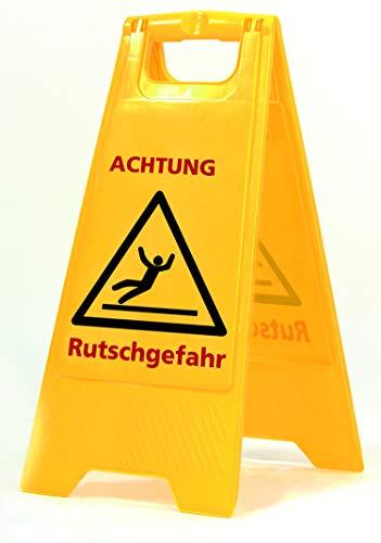Preisvergleich Produktbild Warnschild Achtung Rutschgefahr