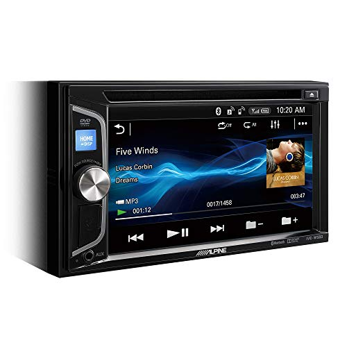 Alpine IVE-W560BT - Sistema multimedia 200 W