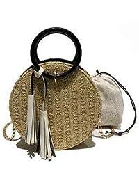 e538bf5c4d Borsa a tracolla intrecciata delle donne, borsa a tracolla personalizzata  borsa a tracolla a catena