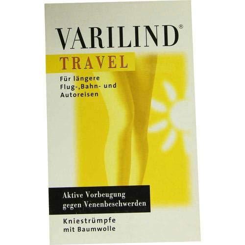 VARILIND Travel 180den AD XS BW schwarz 2 St