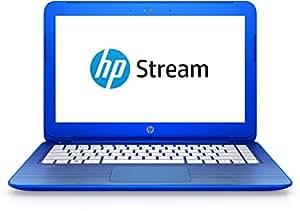 HP Pavilion Stream 13-c100ng ordinateur portable N3050 2Go / GB 32Go / GB mat HD Windows 10 bleue