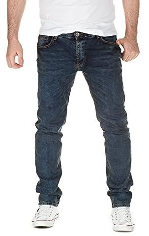 Yazubi Jeans Darren Slim Fit Jeans, blue denim (3204), W29/L34