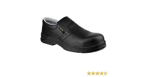 Amblers Safety FS661 Slip On Safety Black Size 8